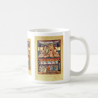 Moses Receiving The Tablets Of The Law By Karoling Coffee Mug