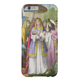 Moses Saved by Pharaoh's Daughter, from a bible pr Barely There iPhone 6 Case