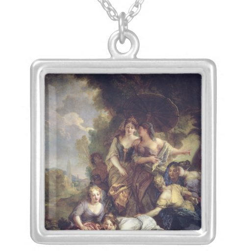Moses Saved from the Water Custom Jewelry