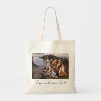 Moses Saved from the Water Tote Bag