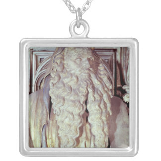 Moses Silver Plated Necklace