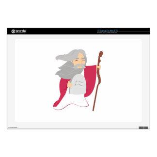 """Moses 17"""" Laptop Skin"""