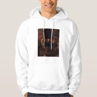 Moses Smashing the Tablets of the Law Hoodie