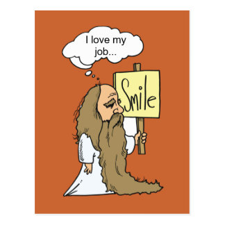 Moses smile card