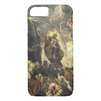 Moses Striking Water from the Rock, 1575 iPhone 7 Case