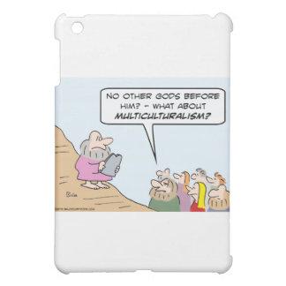 Moses, Ten Commandments, and Multiculturalism iPad Mini Cover