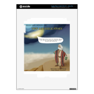 Moses & The 10 Herbal Tinctures Funny Skin For iPad 3