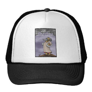 Moses & The 10 Twitter Hashtags Funny Gifts & Tees Trucker Hat