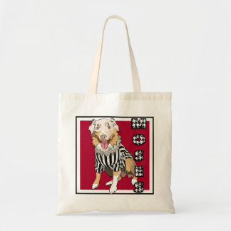 Moses the Pup Tote Bag