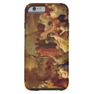 Moses y la serpiente descarada, c.1653-54 (aceite funda para iPhone 6 tough