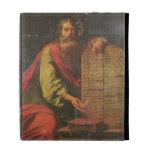Moses y las tabletas de la ley