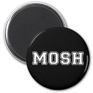 Mosh 2 Inch Round Magnet