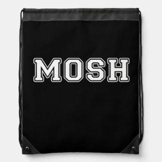 Mosh Drawstring Backpack
