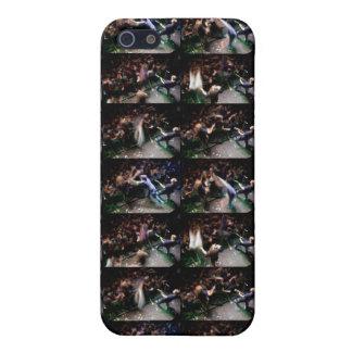 Mosh! iPhone SE/5/5s Cover
