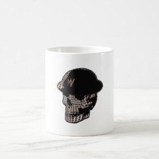 Mosh Mesh Skull Mug