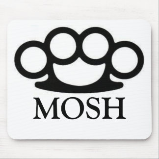 Mosh Mouse Pad