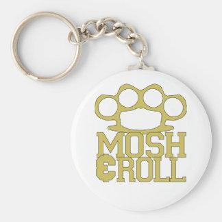 Mosh & Roll KeyChain