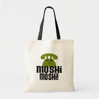 Moshimoshi Budget Tote Bag
