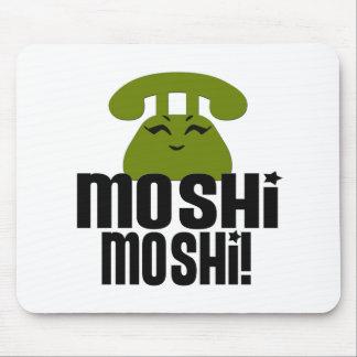 Moshimoshi Mouse Pad