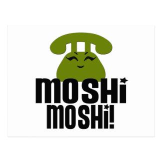 Moshimoshi Postcard