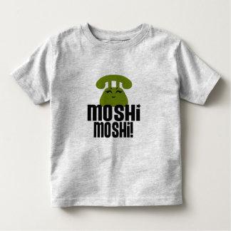 Moshimoshi Toddler T-shirt