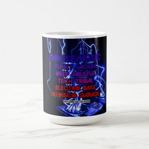 Moshun Genres of House Mug