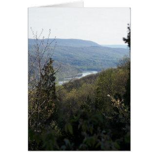 Mosiers Knob view Card