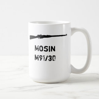 Mosin m91/30 coffee mug