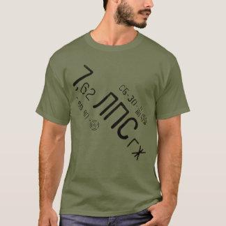 Mosin Nagant 7.62 Spam Can T-Shirt