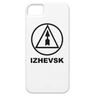 Mosin Nagant/caso de Iphone del arsenal de AK-47 iPhone 5 Carcasas