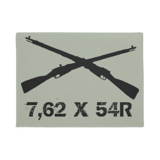 Mosin nagant collector's doormat