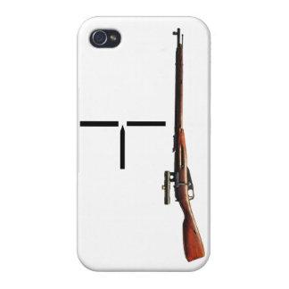 Mosin Nagant Sniper iphone 4 case