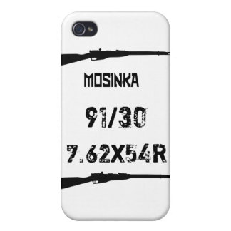 Mosinka Cover For iPhone 4