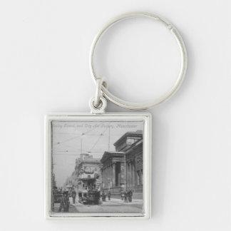Mosley Street Keychain
