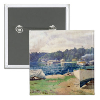 Mosman's Bay, Sydney Pinback Button