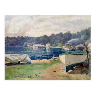 Mosman's Bay, Sydney Postcard