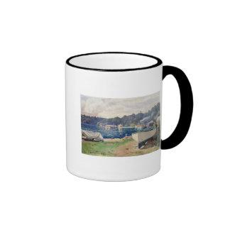 Mosman's Bay, Sydney Ringer Mug