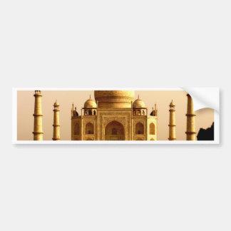 mosqu del sepulcro de Agra Uttar Pradesh del mauso Pegatina Para Auto