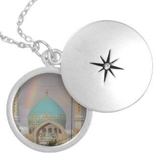 mosque-5 necklaces