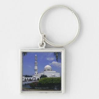 Mosque and tower, Singapore Keychain