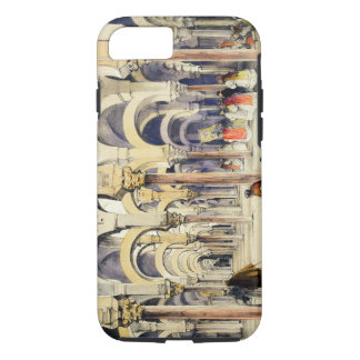 Mosque at Cordoba, from 'Sketches of Spain', engra iPhone 8/7 Case
