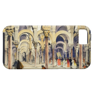 Mosque at Cordoba, from 'Sketches of Spain', engra iPhone SE/5/5s Case
