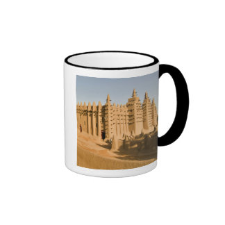 Mosque at Djenne, a classic example of Ringer Coffee Mug