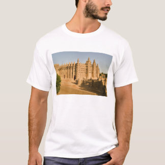 Mosque at Djenne, a classic example of T-Shirt