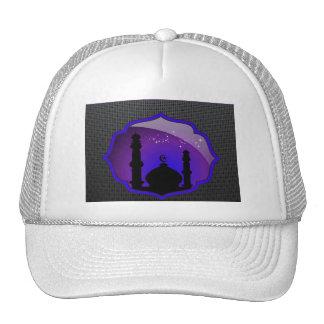 Mosque Design Baseball Hat