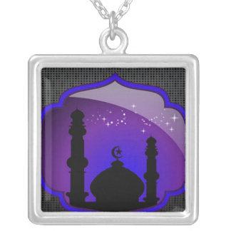 Mosque Design Necklaces