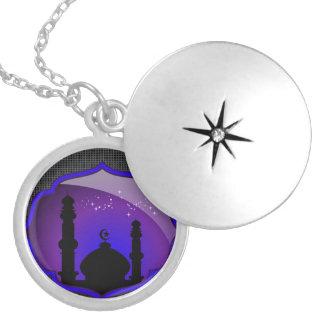 Mosque Design Custom Necklace