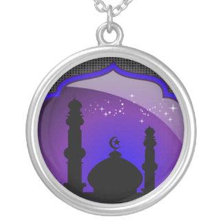 Mosque Design Pendant