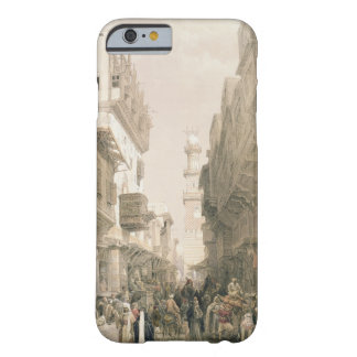 """Mosque El Mooristan, Cairo, from """"Egypt and Nubia"""" Barely There iPhone 6 Case"""