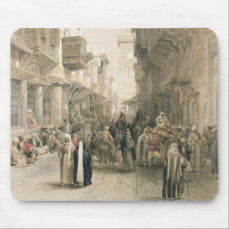 """Mosque El Mooristan, Cairo, from """"Egypt and Nubia"""" Mouse Pad"""